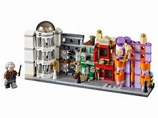 lego diagon alley set free in november and new harry