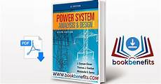 Analysis And Design Of Energy Systems Pdf Download Power System Analysis And Design Download Pdf