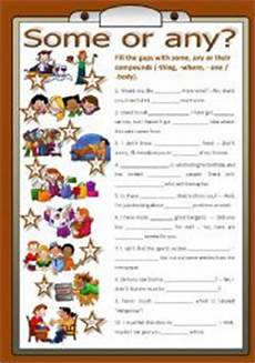some any worksheets