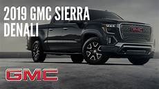 2019 gmc release 2019 gmc review price and release date