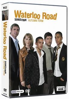 City Lights Bbc Dvd Waterloo Road Series Four 3 Disc Dvd Set Season 4