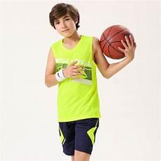 boys clothes basketball brand new new children s sportswear set sports shirt