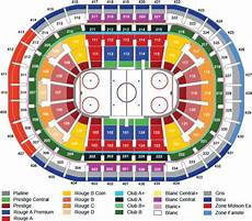 Bell Center Seating Chart Bell Centre Montreal Qc Seating Chart View