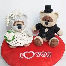 crochet amigurumi amigurumi wedding bears crochet pattern amigurumi today