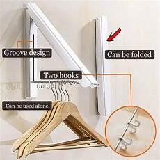retractable clothes hanger folding clothes hanger adjustable drying rack retractable