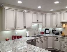 smart kitchen cabinet lighting or mods and
