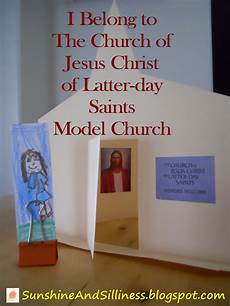 I Belong To The Church Of Jesus Christ Flip Chart Sunshine And Silliness The Church Of Jesus Christ Is On