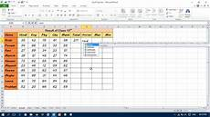 Create A Function In Excel How To Use Basic Functions In Excel Youtube