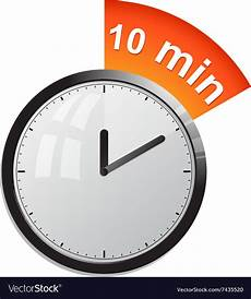 10 Mintue Timer Timer 10 Minutes Vector 7435520 Heinz Marketing