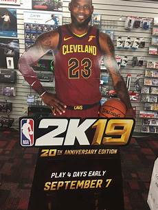 nba 2k19 nba 2k19 revealed shows lebron from a happier time