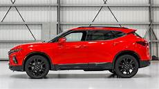 2019 Chevy Blazer by 2019 Chevy Blazer Wins With Style Handling Features