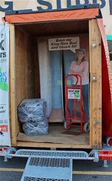 U Haul U Box U Box Vs U Pack U Pack