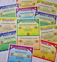 Funny Employee Award Certificates 10 Perfect Funny Award Ideas For Employees 2019