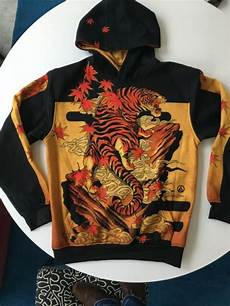 Ink N Burn Size Chart Ink N Burn Tbt Tiger Hoodie Unisex Size Small Sold Out Oop