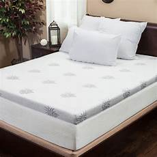 home loft concepts dual layer gel infused memory foam