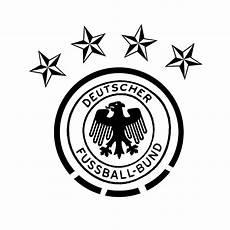 kostenlose illustration dfb wappen sterne logo