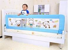 folding portable toddler bed rail adjustable baby bed