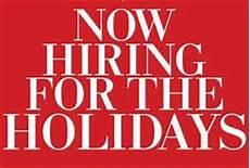 Seasonal Jobs Follow The Rules When Hiring Holiday Season Workers