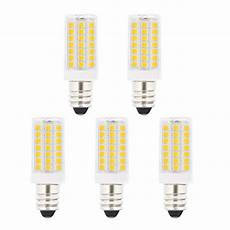 Fake Plastic Light Bulbs J Amp C E11 Led Light Bulbs 5w 40w Halogen Equivalent
