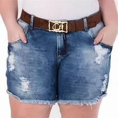 shorts feminino kit 03 shorts feminino cintura alta pant r