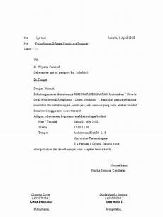 contoh surat undangan acara 1 muharram gambar mo