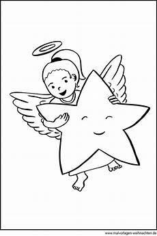 Malvorlagen Engel Weihnachten Ausmalbilder Engel Ausmalbilder