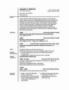 Microsoft Online Resume Windows 7 Resume Template Free Microsoft Resume