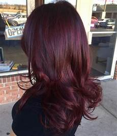 50 shades of burgundy hair color maroon wine