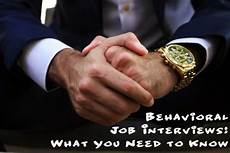Behavioral Job Interview Behavioral Job Interviews For College Students Sample
