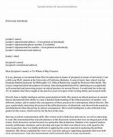 Letter Of Recommendation Without Addressee Reference Letter Example 33 Free Word Pdf Documents