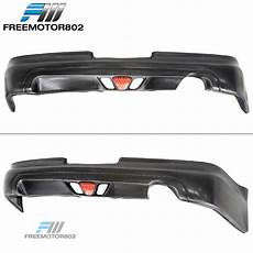 2005 Acura Rsx Maintenance Required Light Fit 05 06 Acura Rsx Dc5 Coupe Mug Style Rear Bumper Lip W