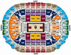 Cavs Seating Chart 3d Group Tickets Cleveland Cavaliers