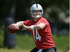 Oakland Depth Chart 2014 Oakland Raiders Depth Chart Projections Quarterback Page 4
