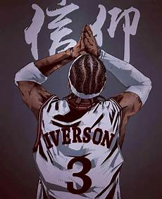 allen iverson iphone wallpaper the answer alleniverson nba pictures basketball