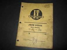 Used Farm Tractors For Sale John Deere 820 1020 Manual