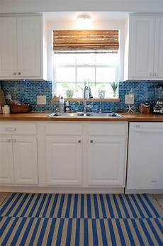 blue tile kitchen backsplash beautiful kitchen backsplashes take two shine your light