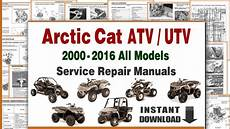 2010 Arctic Cat 700 Diesel Atv Factory Service Repair