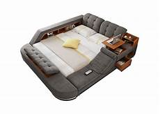 all in one bed of gadgets storage