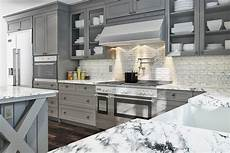 Grey Kitchens Shaker Grey Kitchen Cabinets