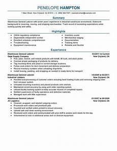Resume Skills And Attributes General Labor Resume Skills Resume Writing Services