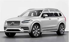 volvo models 2020 2020 volvo xc90 facelift unveiled with styling upgrades