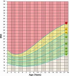 Healthy Weight Range Chart Healthy Weight Calculator For Children And Teenagers