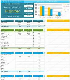 Budget Worksheet Excel Home Budget Template For Excel 174 Dotxes