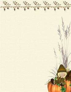Word Stationery Templates Free Autumn Or Fall 2 Free Stationery Com Template Downloads