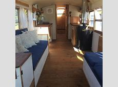 Bus Conversion Skoolie for Sale   Converted Bus for Sale in portland , Oregon   Tiny House Listings