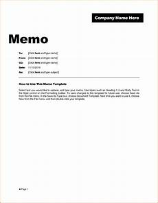 Memo Free 7 Free Memo Template Authorizationletters Org