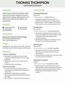 Generate A Resumes Creddle Helps You Make Beautiful Modern Paper Friendly
