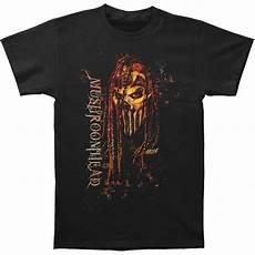 Rockabilia Size Chart Mushroomhead Skinny 2017 T Shirt Rockabilia Merch Store