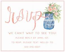 Rsvp Cards Examples How To Nail Your Rsvp Card Wording Replied App Blog