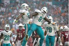 Miami Dolphins Receiver Depth Chart Miami Dolphins Depth Chart Projections Defensive Line